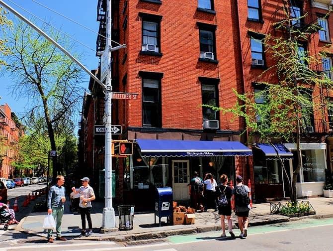 West Village New York - Bleecker Street