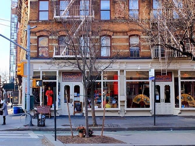 West Village New York - Cowgirl