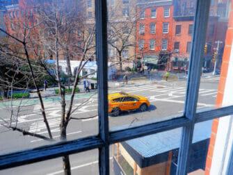 West Village in New York Hotel View