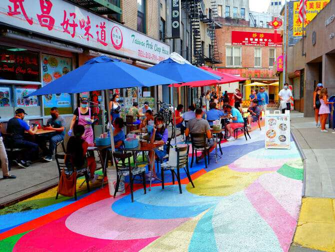 Neighbourhood Chinatown In New York Newyork Com Au