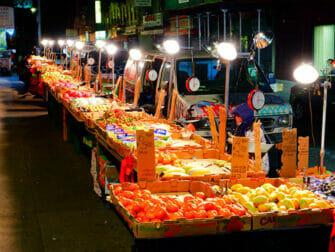 Chinatown in New York - Market
