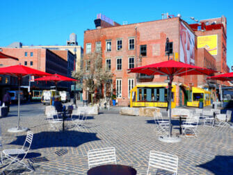 Meatpacking District in New York - Buildings