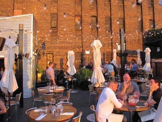 Meatpacking District in New York - STK