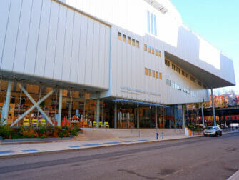 Meatpacking District in New York - Whitney Museum