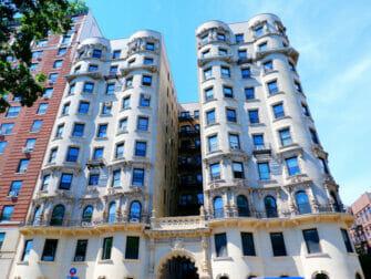 Upper West Side in New York - Brownstones