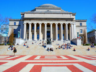 Upper West Side in New York - Columbia University