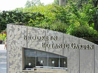 Brooklyn in NYC - Brooklyn Botanic Garden