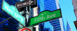 Finding your way around New York