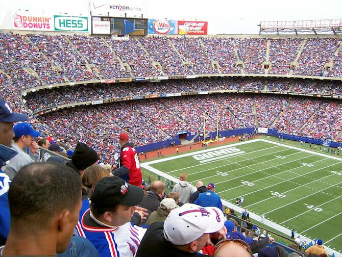 Giants American Football
