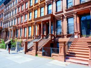 Harlem in New York