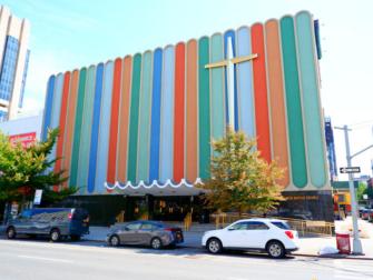 Harlem New York - Church