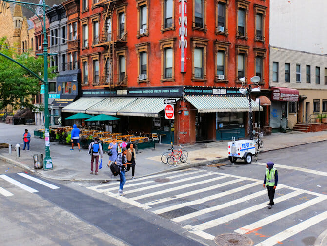 Hip Hop Tours in New York - Street