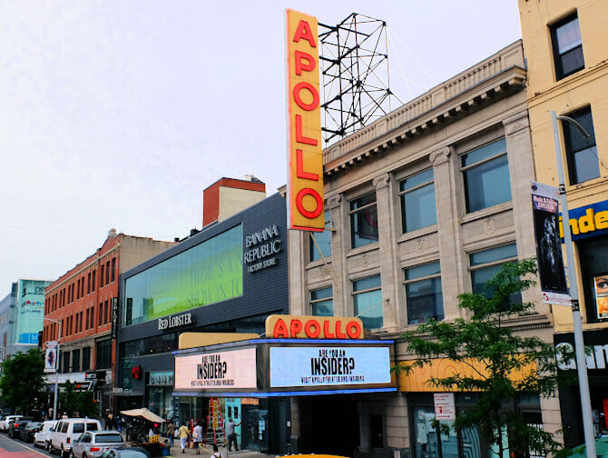 Hip Hop Tours in New York - Apollo Theater