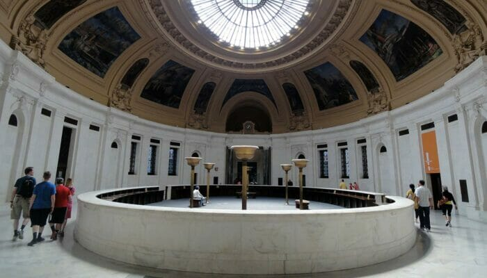 Museum of the American Indian in New York - Alexander Hamilton US Custom House