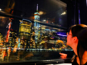 New York Dinner Cruise with Buffet - View