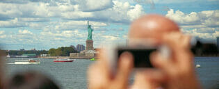 Taking Photos in New York