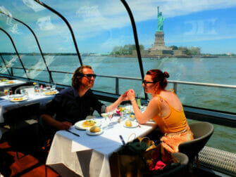 Valentine's Dinner Cruises in New York - Statue of Liberty
