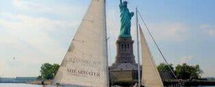 Weekend Champagne Brunch Sail
