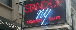 Comedy Club Stand Up NY