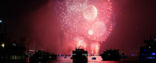 New Year's Eve Cruises in New York