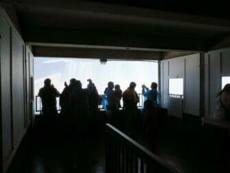 Behind the Walls Niagara Falls