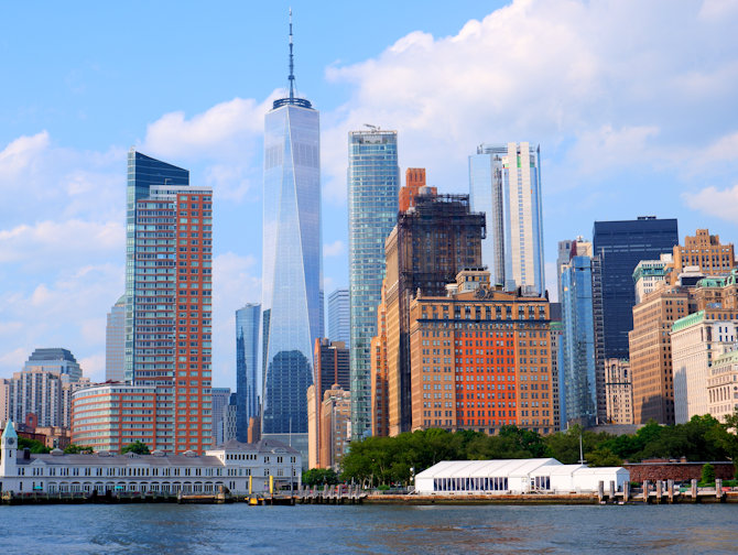 Freedom Tower One World Trade Center Newyork Com Au