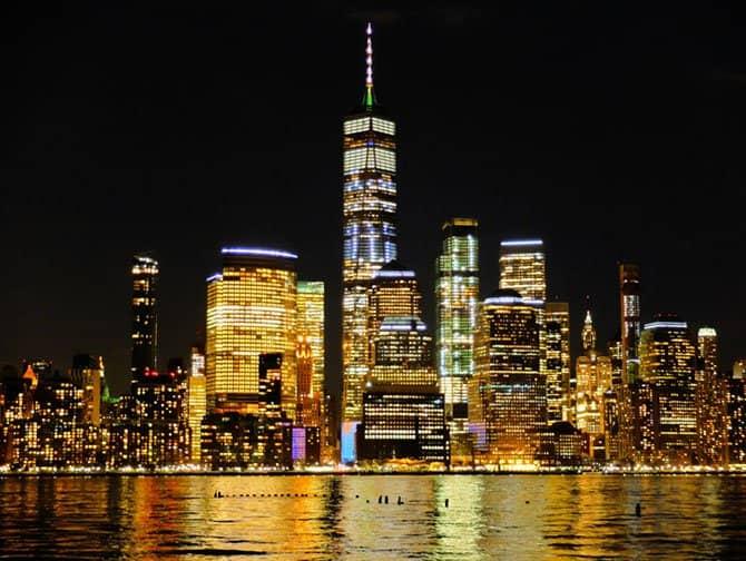 Freedom Tower : One World Trade Center - Night