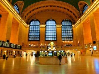 Grand Central Terminal - Clock