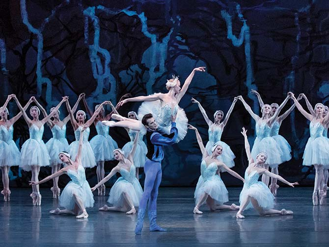 New York City Ballet tickets - Swan Lake