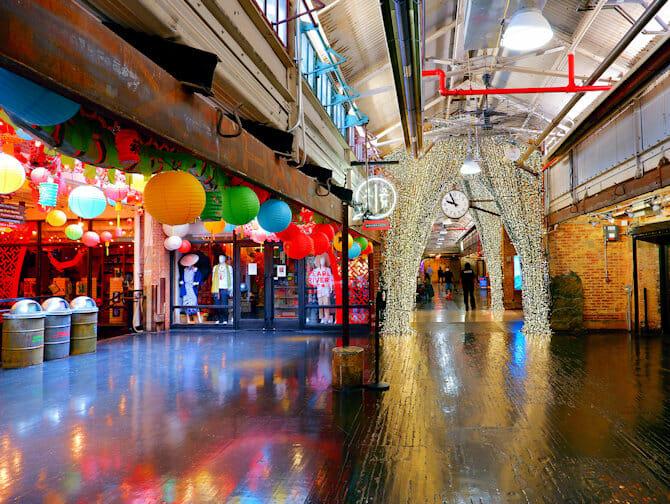 New York Markets - Chelsea Market