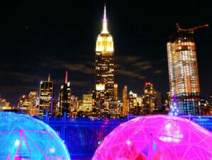 New York Midtown Nightlife