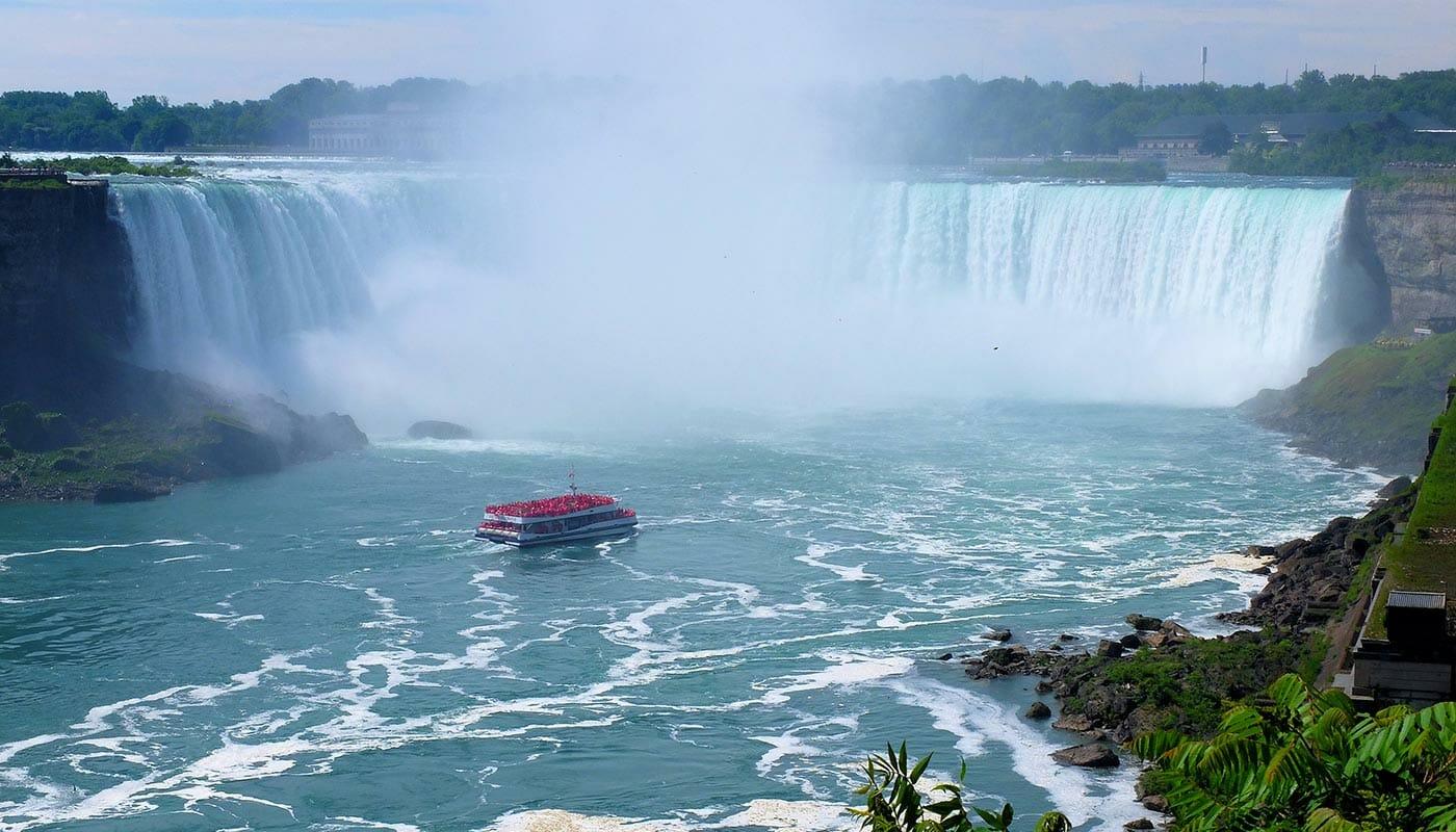 Niagara Falls 3 Day Trip - Boat Tour