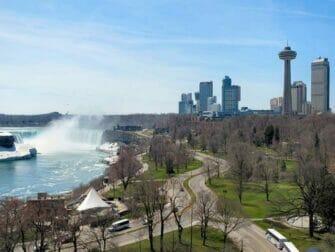 Niagara Falls Canadian Side