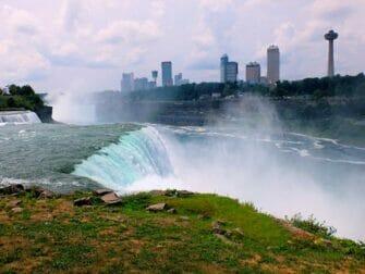 Niagara Falls on the American Side