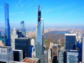 Rockefeller Center in New York Top of the Rock