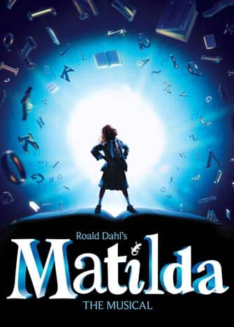 The Musical Matilda in New York