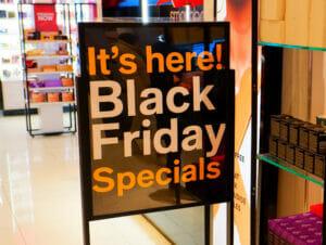Black Friday in New York
