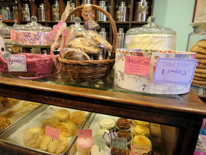 Alice's Tea Cup in New York - Sweets