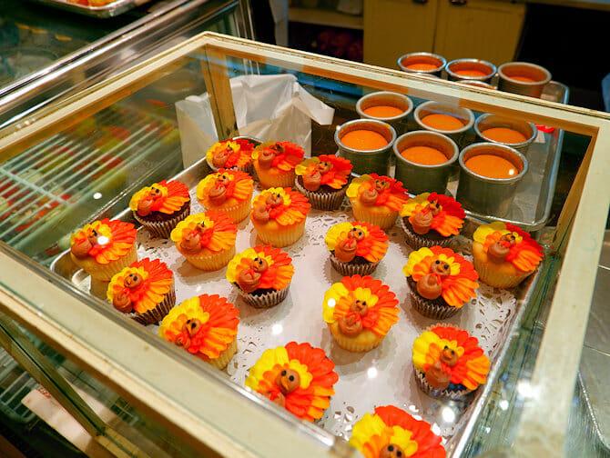 Magnolia Bakery in NYC