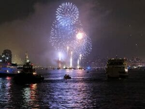 4th of July in New York