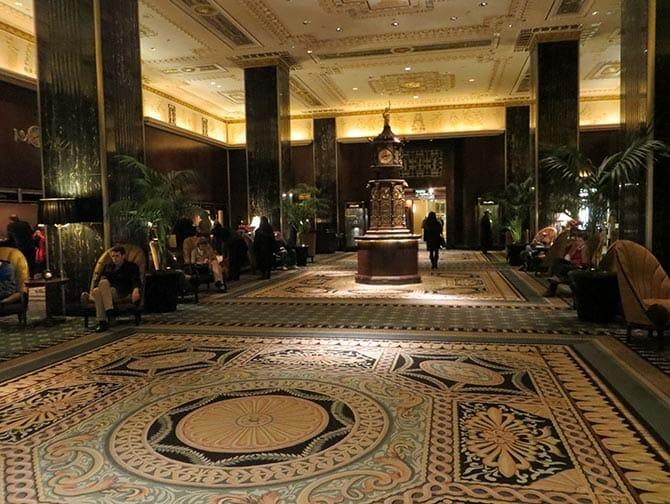 waldorf astoria hotel in new york