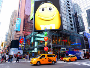M&M's Store on Times Square