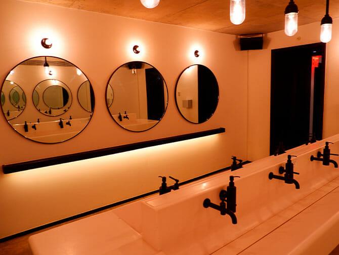 Public Bathrooms in New York