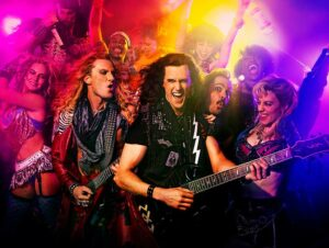 Rock of Ages the Musical in New York Tickets - Rock Band