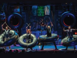 STOMP in New York Tickets - Making Music