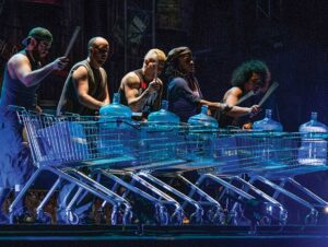 STOMP in New York Tickets - Trolley
