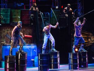 STOMP in New York Tickets - Walkers