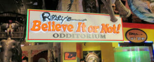 Ripley's Believe it or Not in New York