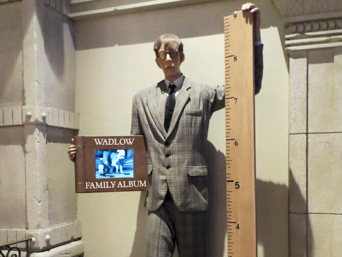 Ripley's Believe it or Not in New York - Tall Man