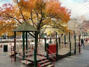 New York Bleeckerstreet Playground
